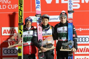 PŚ Klingenthal: Zwycięstwo Kobayashiego, Murańka z pucharowymi punktami po 3 latach!