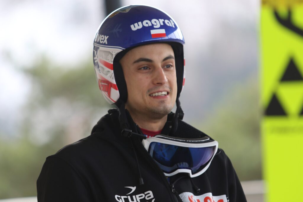 PK Predazzo: Maciej Kot pewnie wygrywa!