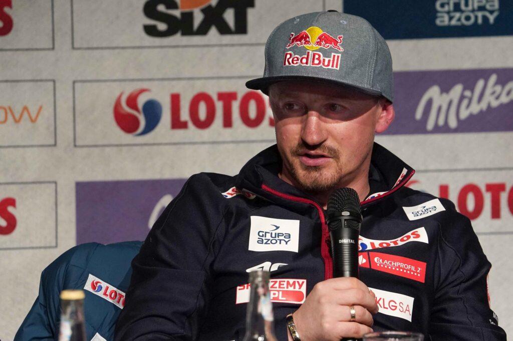 Adam Małysz (fot. Jerzy Kleszcz)