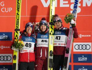 Read more about the article PŚ Zakopane: Kamil Stoch wygrywa, Kubacki na podium!
