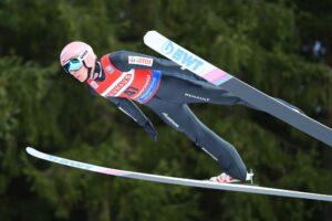 Dawid Kubacki (fot. Diana Waldvogel / Weltcupskispringen.com)