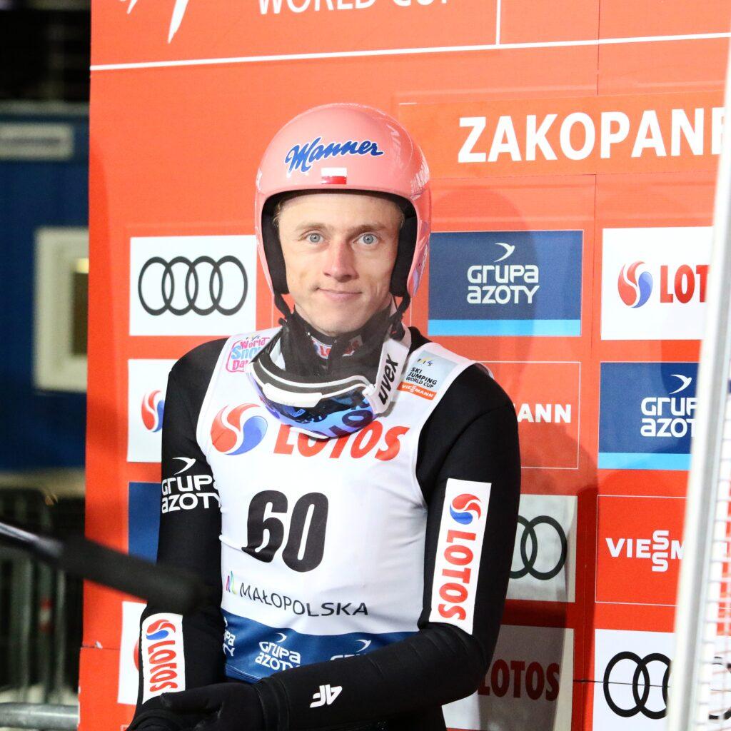 PŚ Zakopane: Dawid Kubacki wygrywa kwalifikacje!