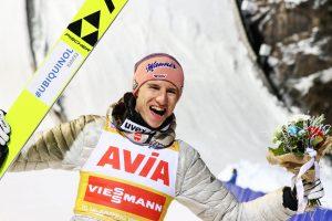Karl Geiger winnerPredazzo2020 fot.KonstanzeSchneider 300x200 - Skoki narciarskie. Faworyci do wygrania Pucharu Świata 2020/2021