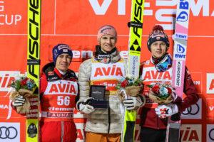 PŚ Predazzo: Geiger wygrywa, Kubacki trzeci, Stoch i Żyła tuż za podium! [WYNIKI]