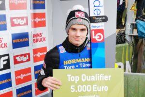 MariusLindvik Innsbruck2020 fot.JP  300x200 - PŚ Rasnov: Lindvik wygrywa kwalifikacje, Stoch podpiera daleki skok! [WYNIKI]