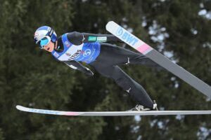 Ryoyu Kobayashi (fot. Diana Waldvogel / Weltcupskispringen.com)