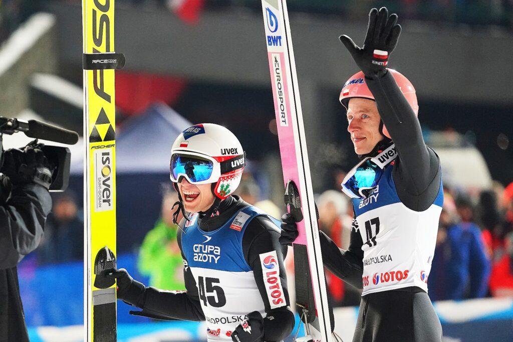 RAW AIR Lillehammer: Zajc liderem, Kubacki i Stoch w czołowej trójce!