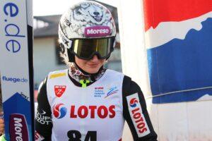 MŚJ Oberwiesenthal: Kramer liderką na półmetku, trzy Polki w finale
