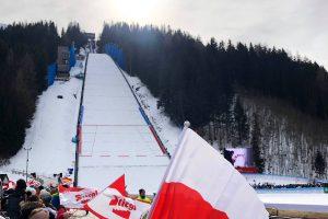 Kulm-Skiflugschanze w Bad Mitterndorf (fot. Małgorzata Mikulska)