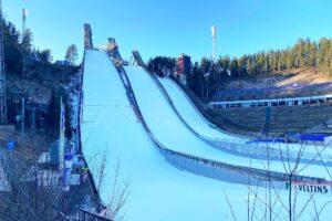 PŚ Lahti: 62 z 15 krajów skoczków na starcie kwalifikacji [LIVE]