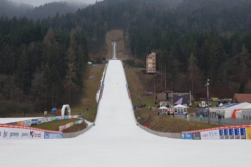 Ljubno - 'Logarska Dolina' (fot. Ljubno FIS Ski Jumping World Cup Women)