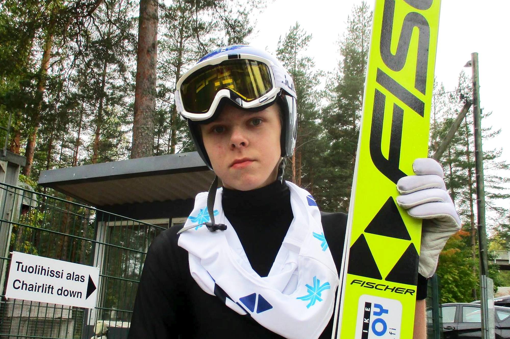 Ahonen zadebiutuje w Lahti, powrót Johanssona