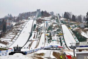Rasnov Skocznie fot.Myerge CC BY SA3.0 300x200 - Konkursy w Rumunii za nami. Co wiemy po zawodach w Rasnovie?