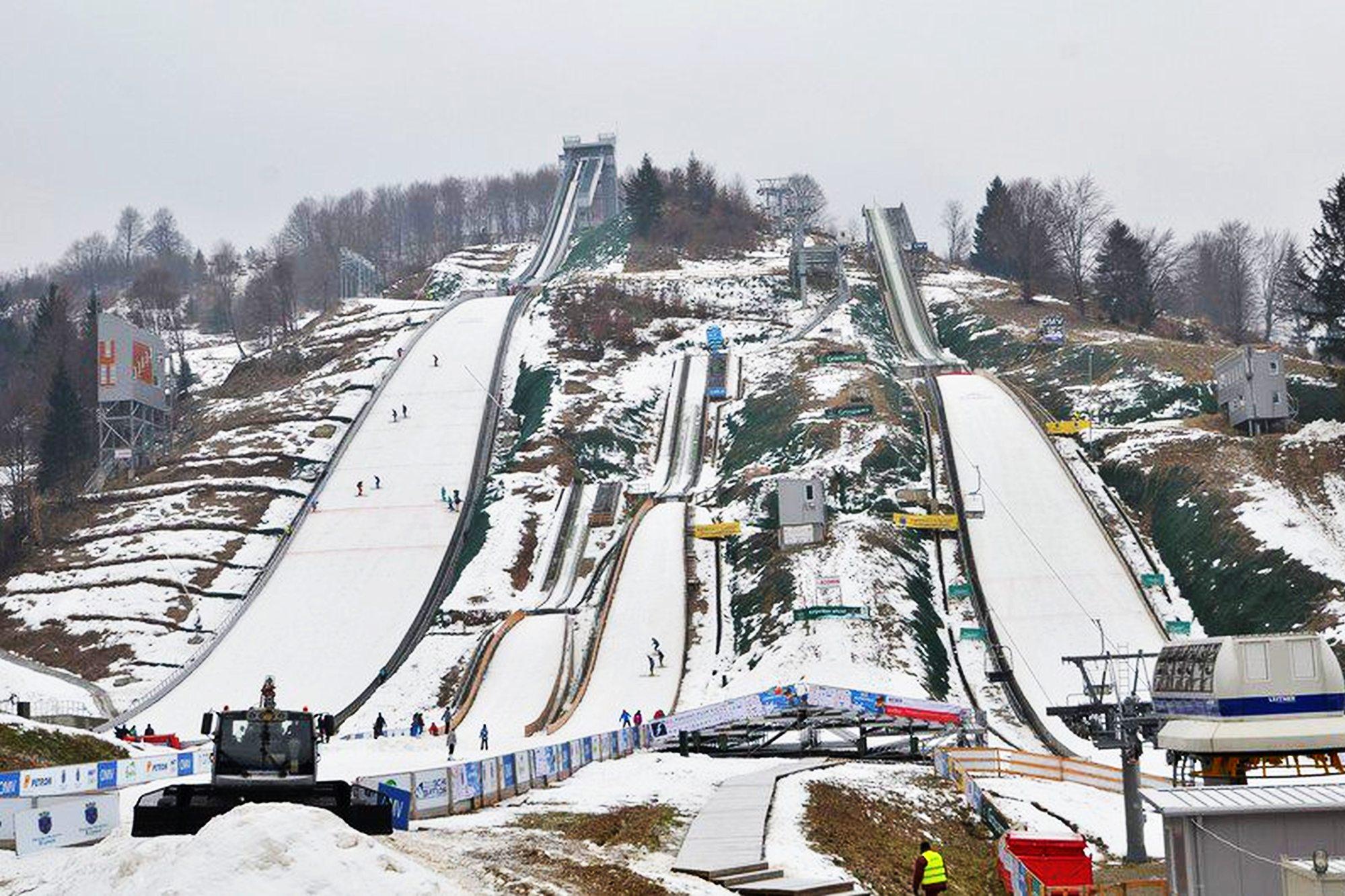 Będzie dodatkowy konkurs Pucharu Świata Pań w Rasnovie