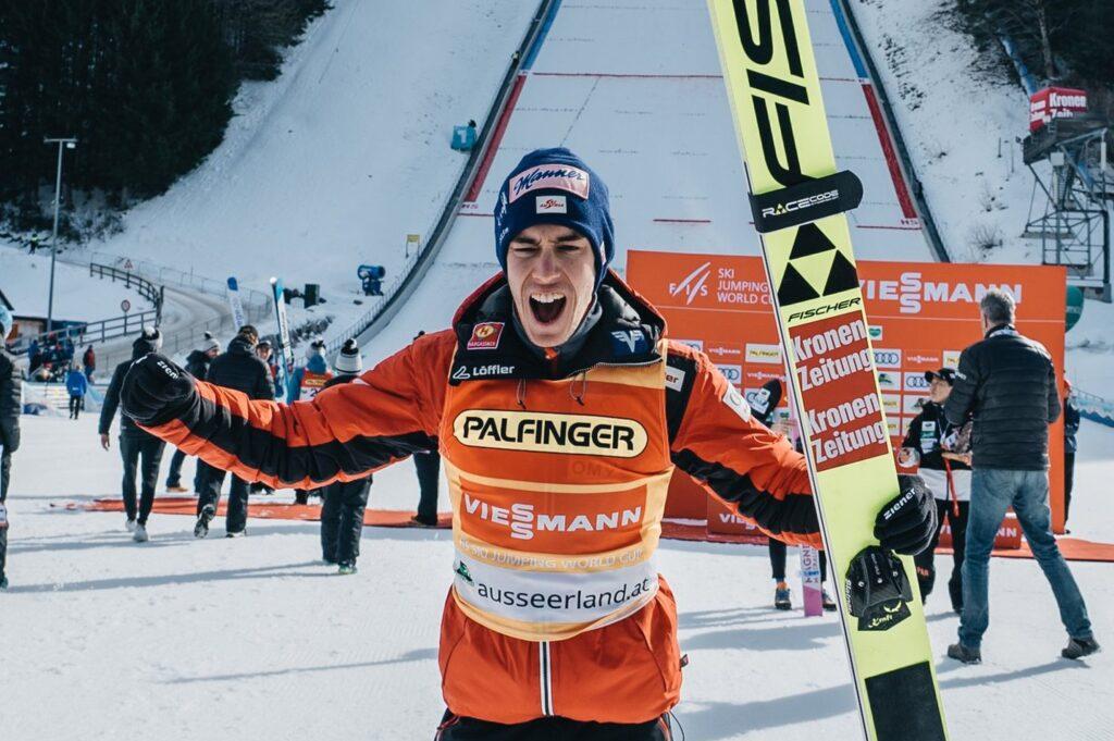 Stefan Kraft (fot. OK Kulm / Nagler)