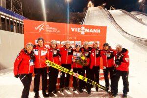PŚ Lahti: Kraft pewnie wygrywa, Stoch i Kubacki tuż za podium [WYNIKI]