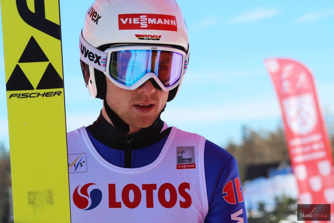 TimFuchs fot.JuliaPiatkowska - FIS Cup