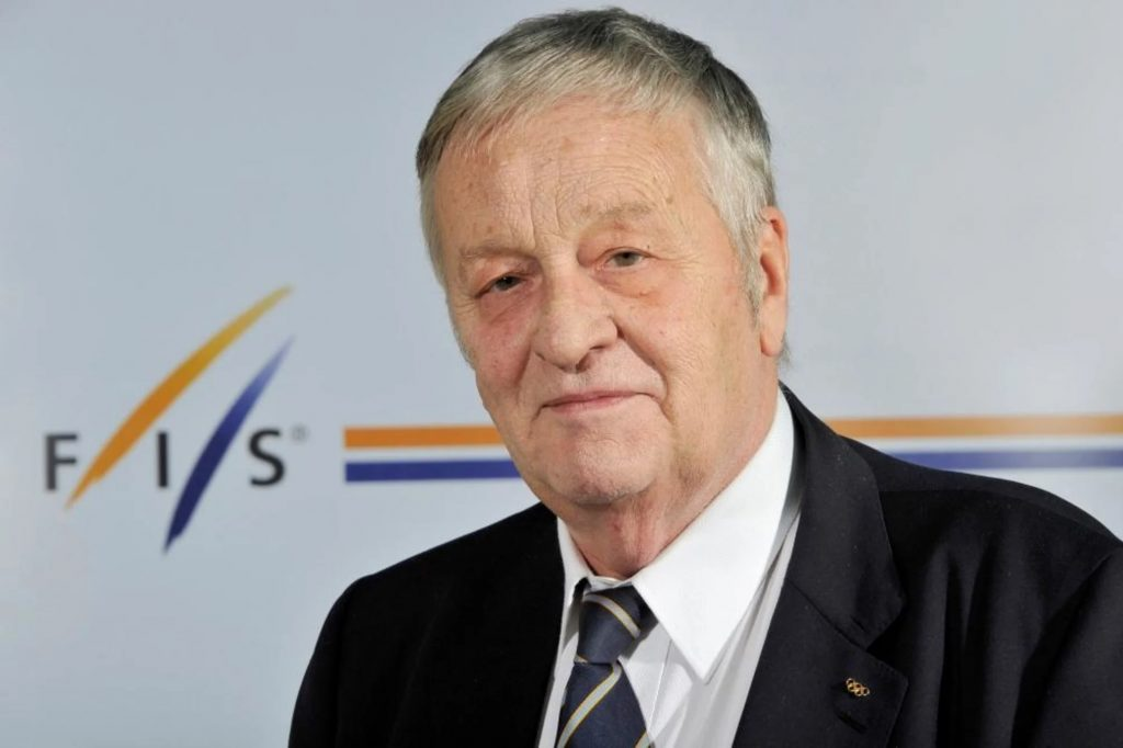 Zmarł były prezydent FIS Gian Franco Kasper
