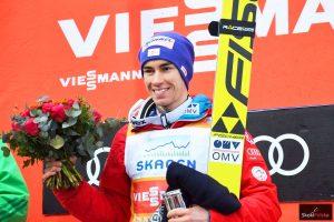 StefanKraft lider fot.MariaGrzywa 300x200 - Lahti: Dziś 1000. konkurs Pucharu Świata, czy Polacy powalczą o podium? [LIVE]