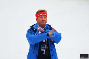 Walter Hofer (fot. Adrian Kyć)