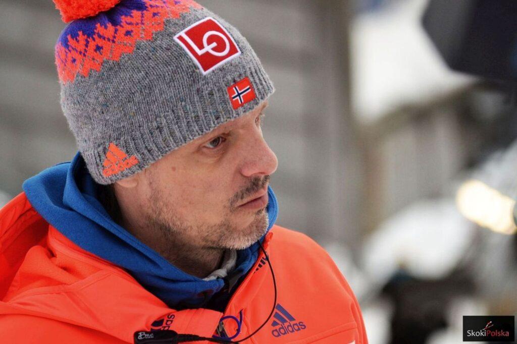 """Alexander Stoeckl zostanie w Norwegii na stałe? """"Chcę przedłużyć kontrakt"""""""