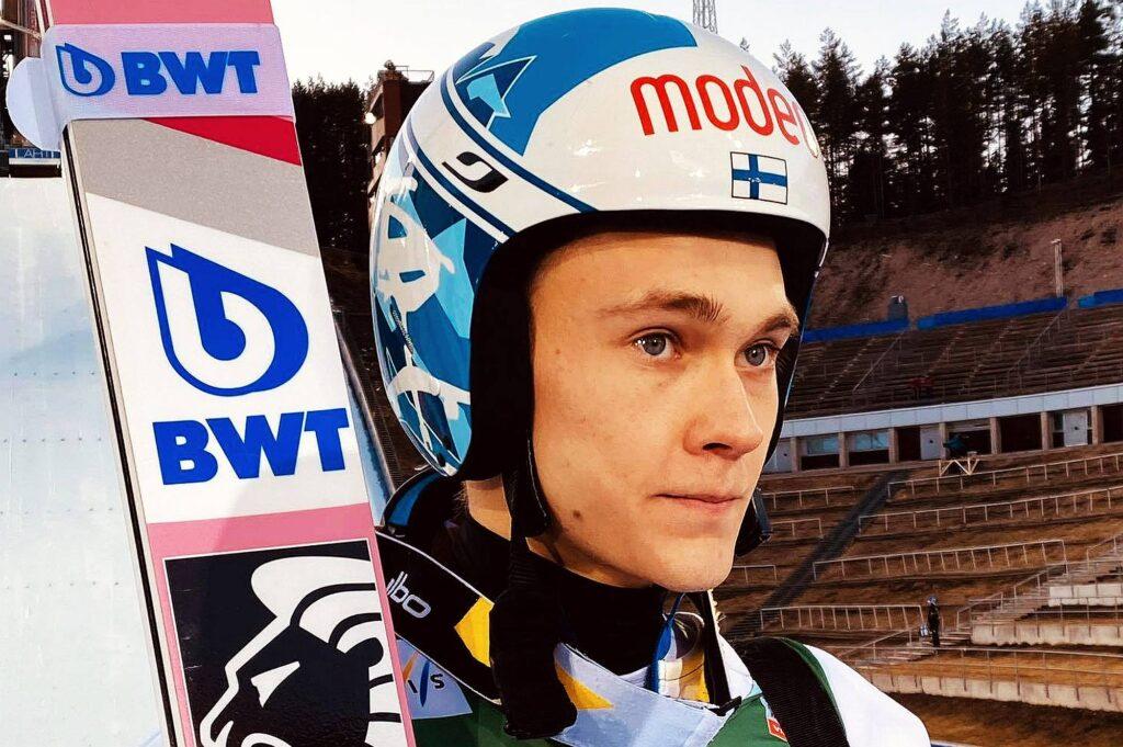 Antti Aalto (fot. Anna Trybuś)
