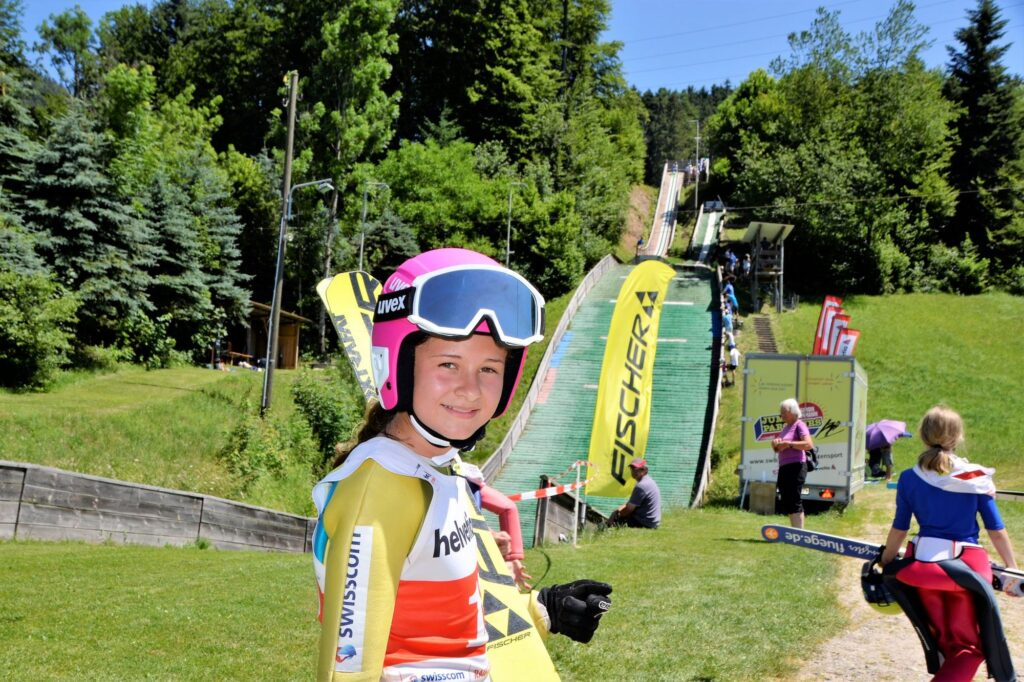 Helvetia Nordic Trophy w Gibswil w 2019 r. (fot. Facebook.com/helvetianordictrophy)