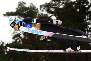 """Antti Aalto Innsbruck2020 fot.JuliaPiatkowska lot 300x200 - Antti Aalto: """"Wiem, że nazywają mnie nadzieją fińskich skoków. Ja celuję w podium"""""""