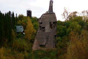 Skocznia w Kirowie (fot. даша сюткитна / Skisprungschanzen.com)