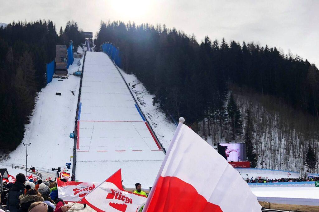 Austria chce zorganizować mistrzostwa świata w lotach w roku 2024