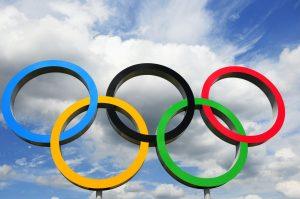 Koła olimpijskie (fot. Department for Digital, Culture, Media and Sport / CC BY 2.0)