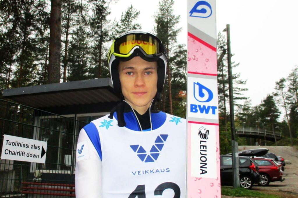 Antti Aalto (fot. Tuija Hankkila)