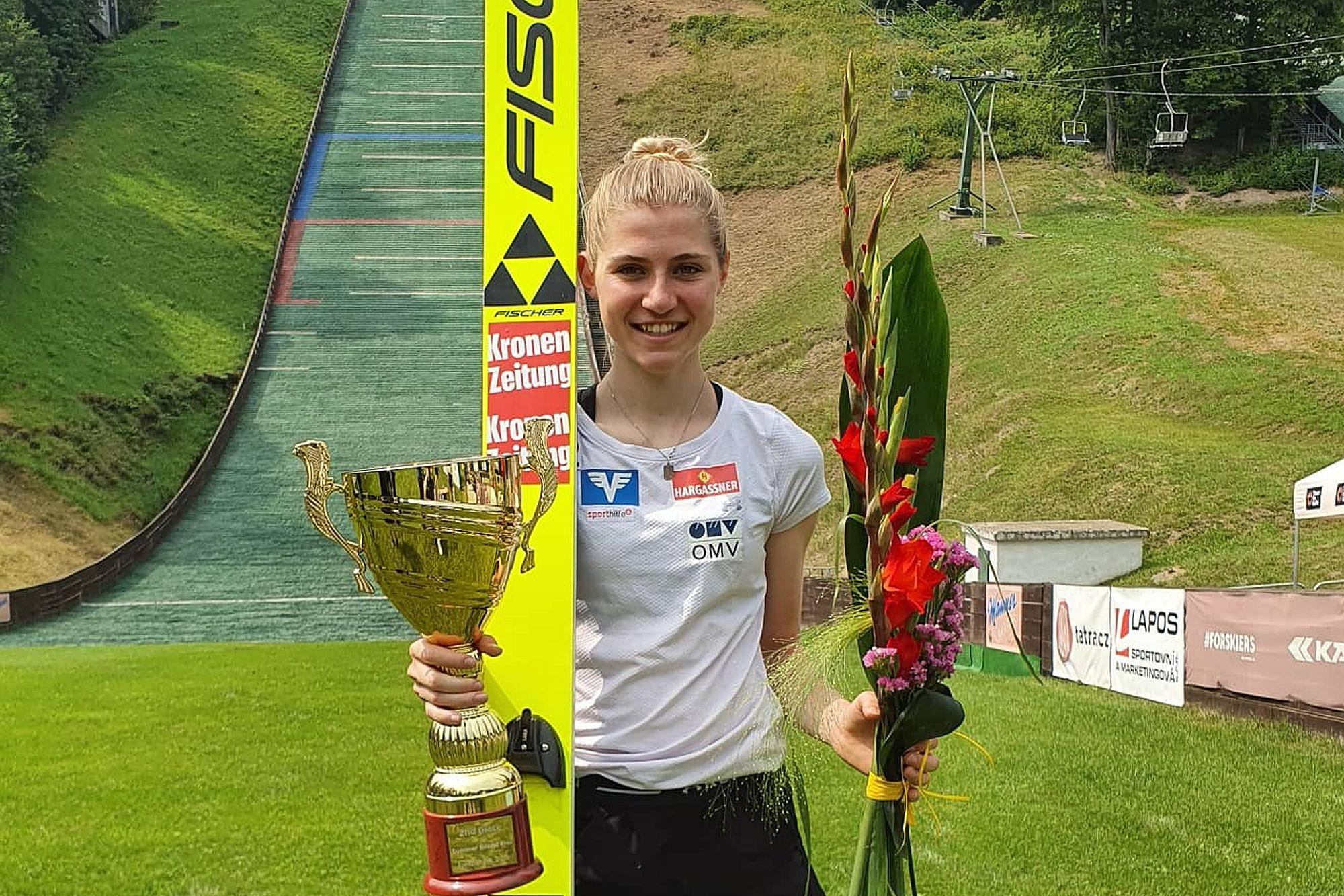 MaritaKramer Frenstat2020 fot.LukaszSzymura - Letni Puchar Kontynentalny kobiet