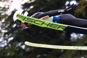 FIS Cup Zakopane: Medwed liderem konkursu, Pilch czwarty