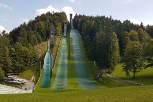 Berchtesgaden fot.ArturBalaSkisprungschanzen 300x200 - Alpen Cup: Mogel, Bachlinger, Repinc Zupancic i Ulrichova ze zwycięstwami