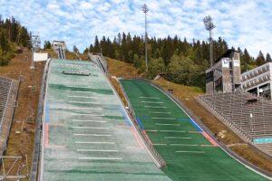 "Lillehammer Lysgaardsbakken2020 fot.BartlomiejBurda 300x200 - Raw Air Challenge: Johansson wygrywa skoki do celu, Tande narciarski ""maraton"""