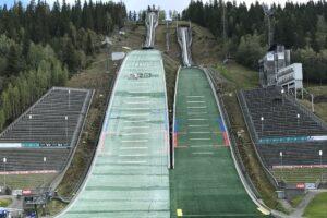Lillehammer Lysgardsbakken fot.SkisprungschanzenLuisHoluch 300x200 - Raw Air Challenge: Johansson i Kvandal wygrywają nietypowy konkurs