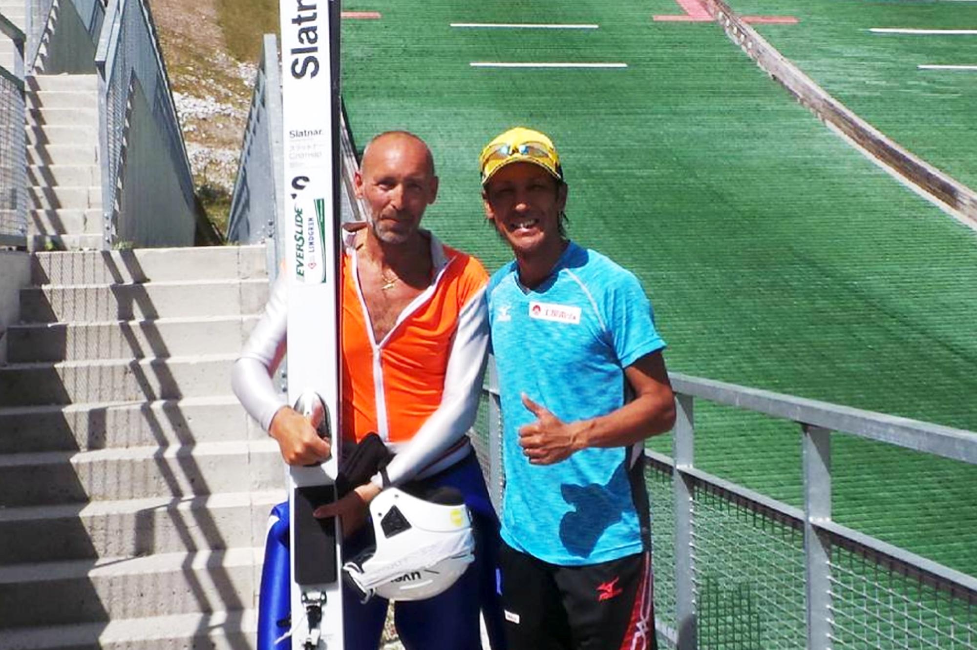 53-letni Norweg najlepszy w mistrzostwach Szwecji!