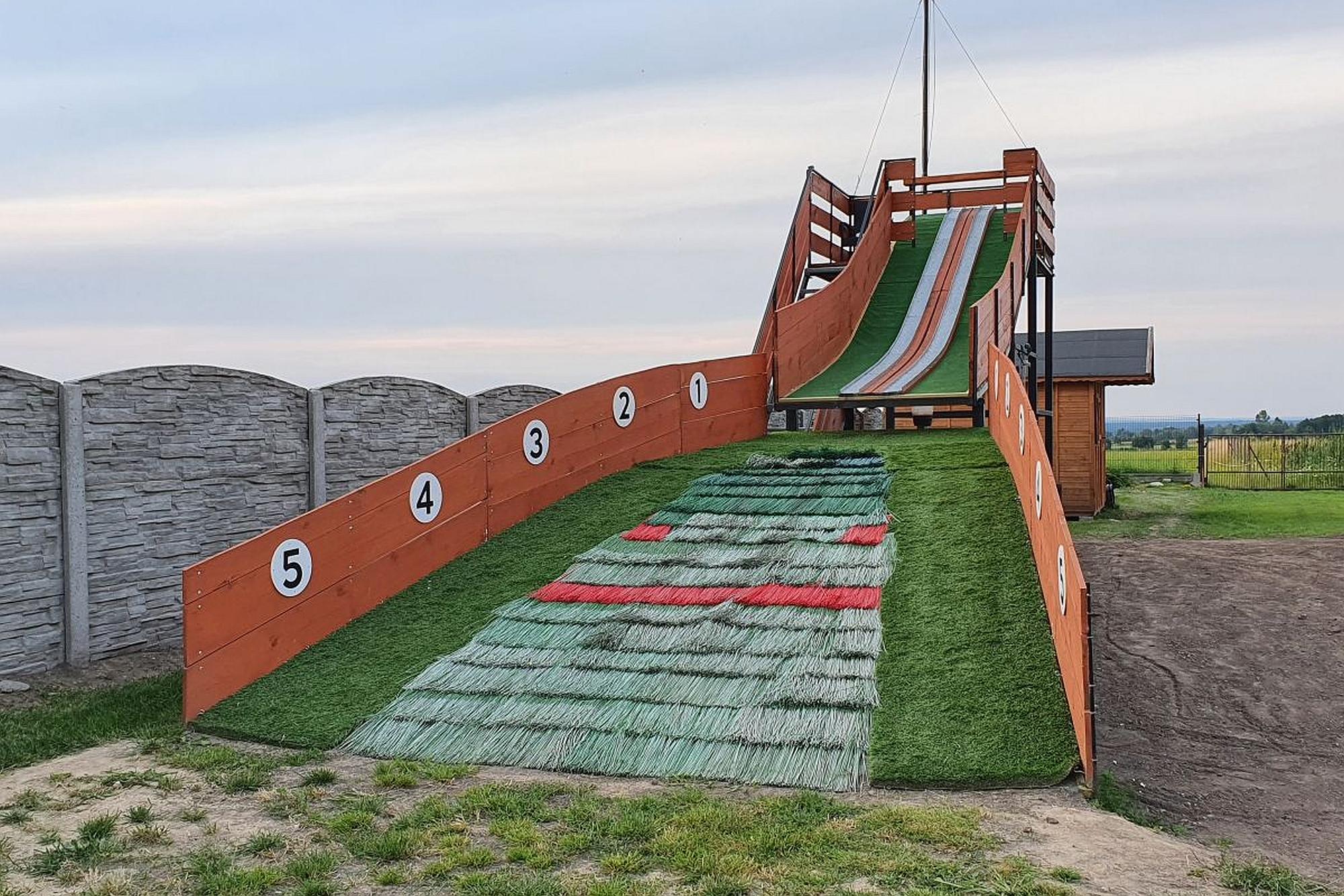 Skocznia przed domem? 19 września amatorski konkurs skoków w Ruczynowie!