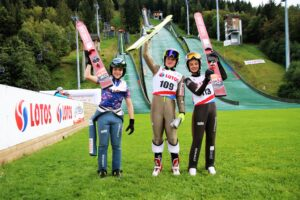 LOTOS Cup 2020: Deszczowo-słoneczny konkurs na Skalitem