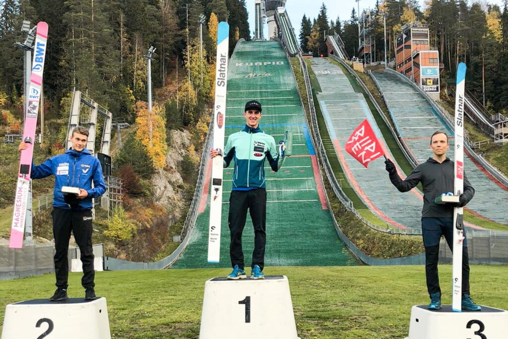 Kytösaho i Forsström najlepsi w mistrzostwach Finlandii w Kuopio, 40-latek na podium!