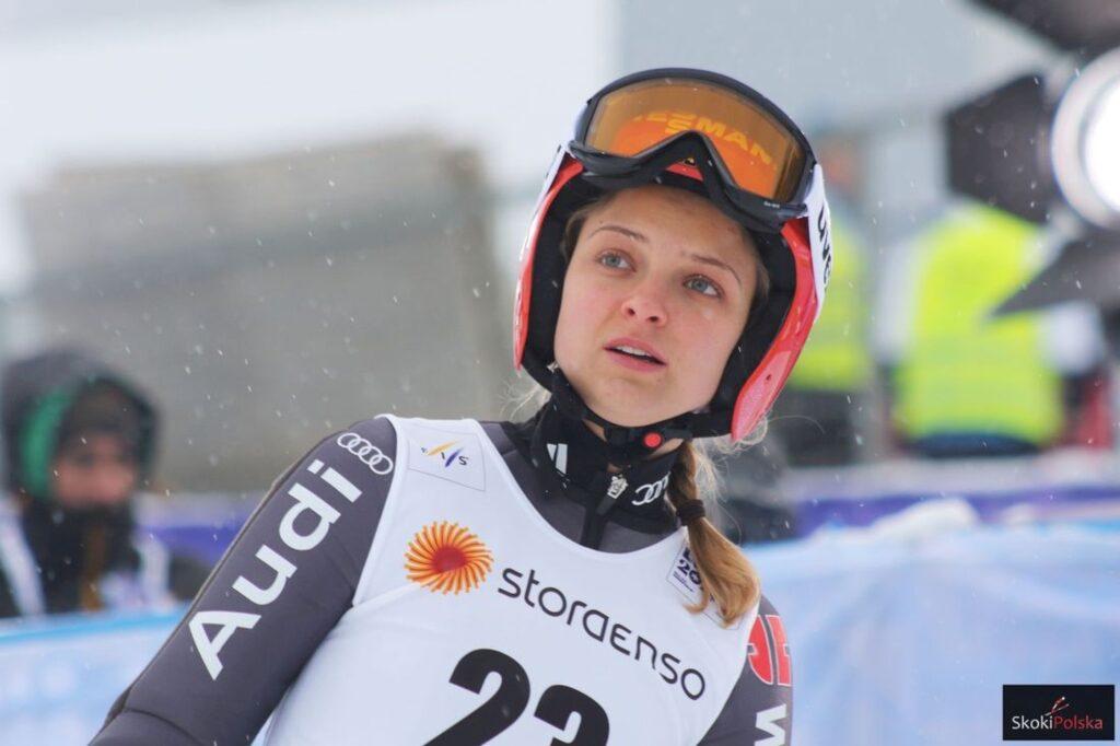 Gianina Ernst ogłosiła zakończenie sportowej kariery!