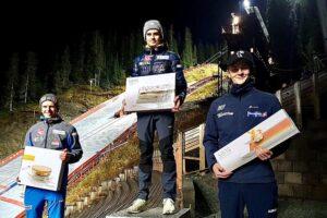 Granerud Lindvik Heggli Hopplandslaget 300x200 - Lindvik i Kvandal z tytułami mistrzowskimi w norweskim Trondheim