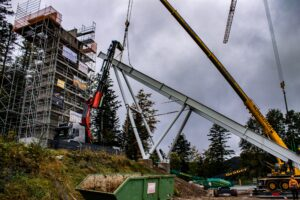 Modernizacja skoczni w Hinterzarten opóźniona. Przyczyną problemy techniczne