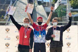 Mistrzostwa Rosji: Hazetdinov ze złotem na dużej skoczni, upadek Bazhenova