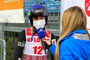 """Joanna Szwab: """"Nie chcę wywierać na sobie presji wynikiem. Staram się z tym walczyć"""""""