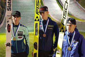 Kytosaho Ahonen Pohjola mistrzostwaFinlandiiTEAM fot.SuomenHiihtoliitto 300x200 - Kytösaho i Forsström najlepsi w mistrzostwach Finlandii w Kuopio, 40-latek na podium!