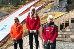Rostad Berger Skatvedt Trondheim2020 fot.Prosjekt2022 300x200 - Norges Cup: Halvor Egner Granerud wygrywa zawody w Trondheim