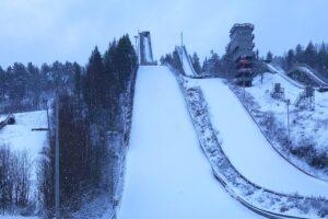 Rovaniemi Ounasvaara pazdziernik2020 fot.JukkaYlipulli 300x200 - Zima zawitała do Finlandii. Skocznie w Ruce i Rovaniemi już pokryte śniegiem [WIDEO]