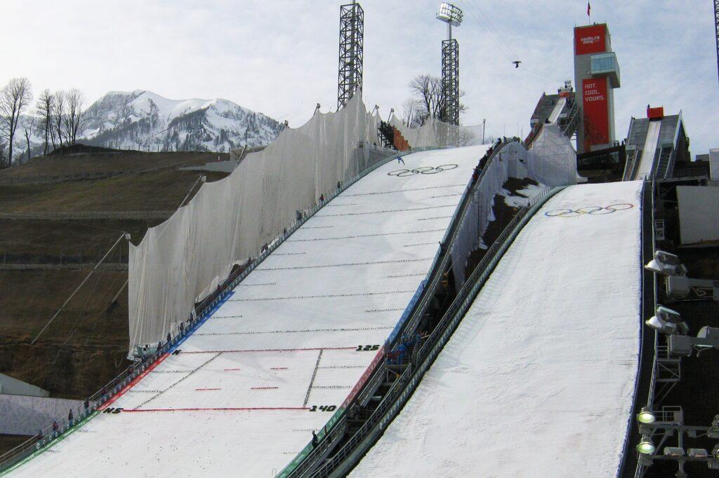 """Skocznie olimpijskie w Krasnej Polanie – piękny rosyjski """"problem"""""""